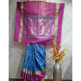 Light Weight Pattu Silk Saree