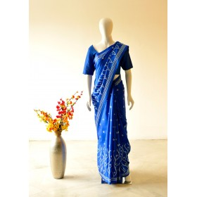 Kantha Hand Work Saree