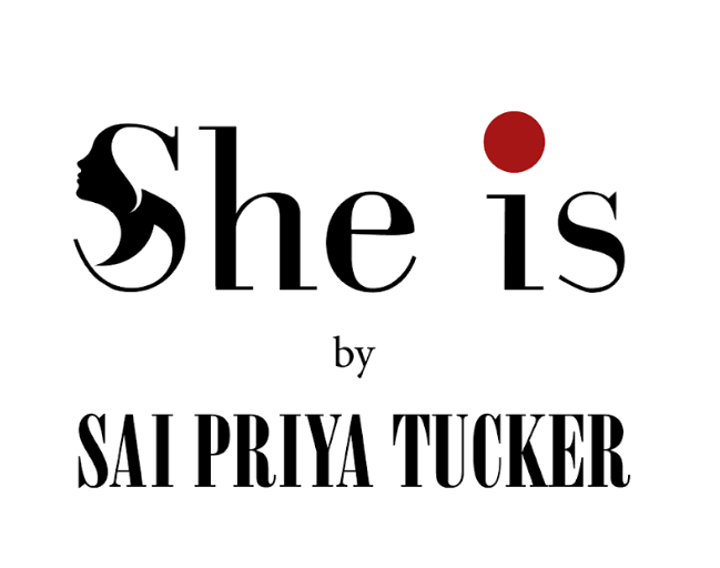 She Is by Sai Priya Tucker